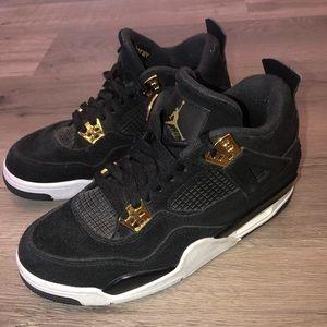Retro Jordan 4 (GS) Royalty